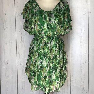 Julian Taylor Floral Dress